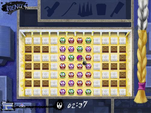 game0 | «Маньяк3: Игра на вылетание». Для конкурса казуалок