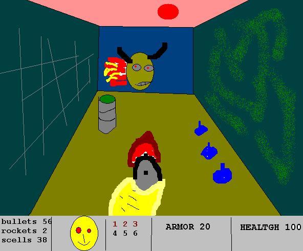 game x | Угадай игру по рисунку из Paint