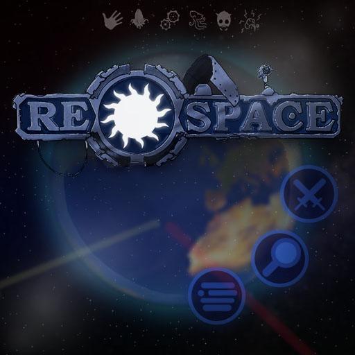 gameLogo512 | reSpace 2d