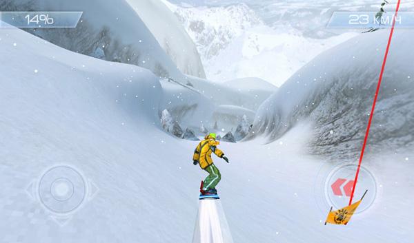 Snowstorm gameplay | Вышла Snowstorm:  Freeride.  Игра  от отечественных разработчиков .