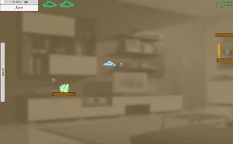 Геймплей | Fly for bubbles [головоломка 2D] [есть демо WebGL]