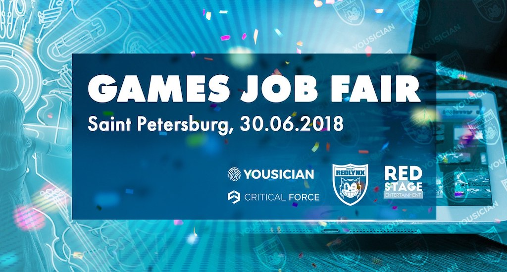 Games Job Fair | Games Job Fair St. Petersburg