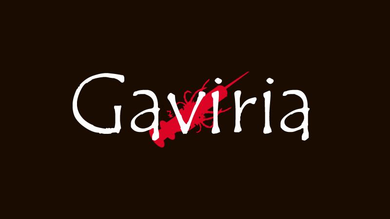 Gaviria