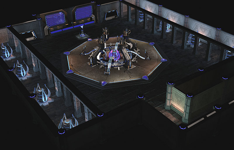 --//--// | 3d Environment Artist - 3d окружение для игр