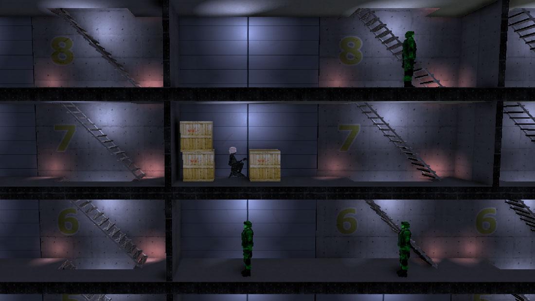 3D-генератор зданий | Saboteur 3 - ниндзя возвращается