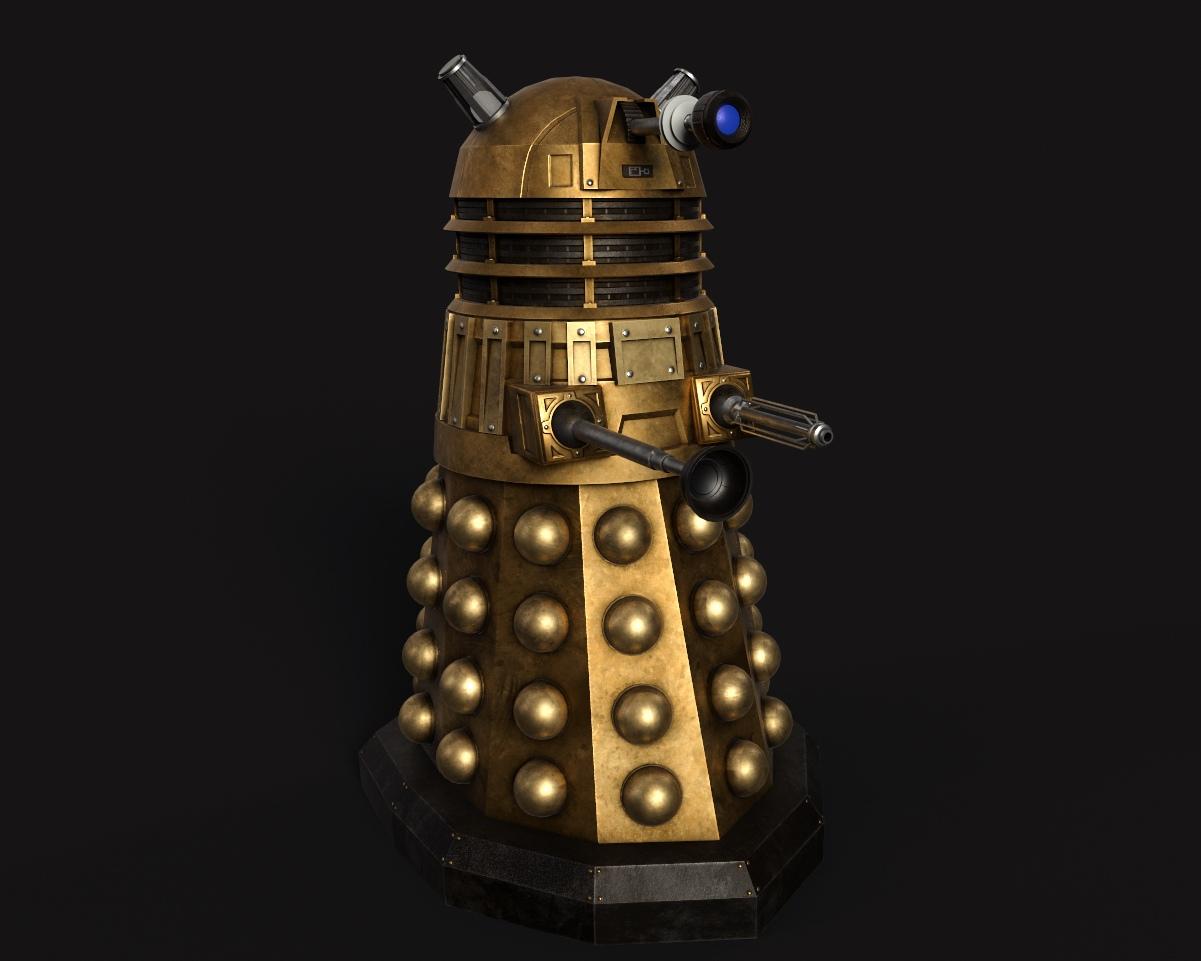 Dalek   3d моделлер/текстурщик