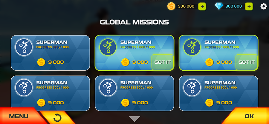 Global Missions. 01. 900 | UX/UI Designer (Дизайнер интерфейсов)