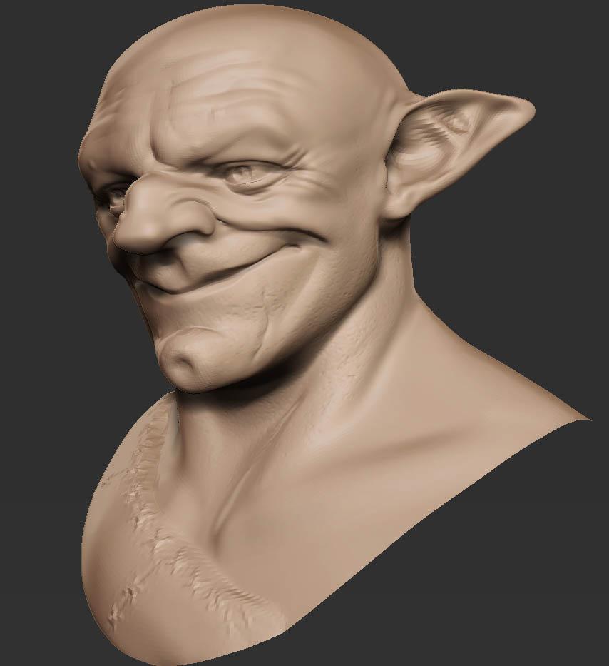 goblin | Sketchbook