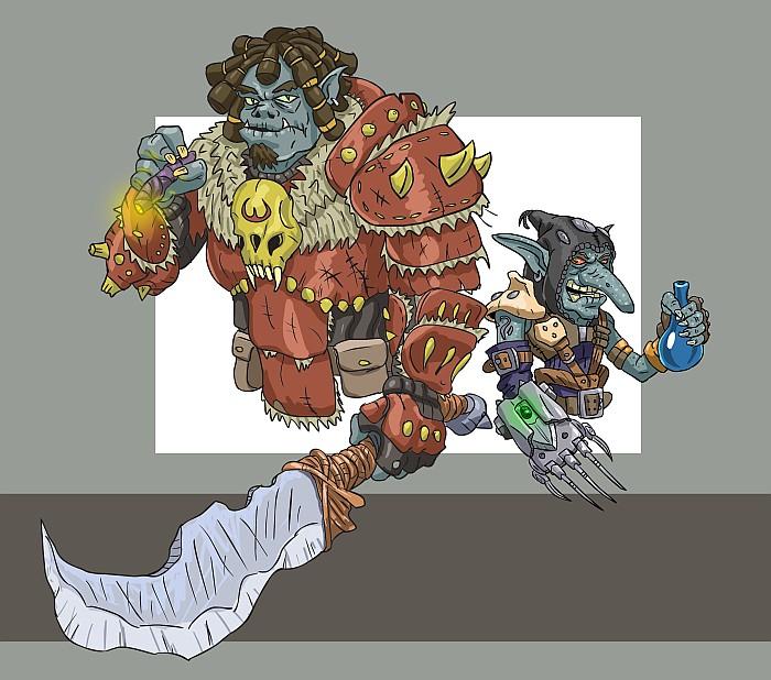 goblinork2 | Мешок хлопушек