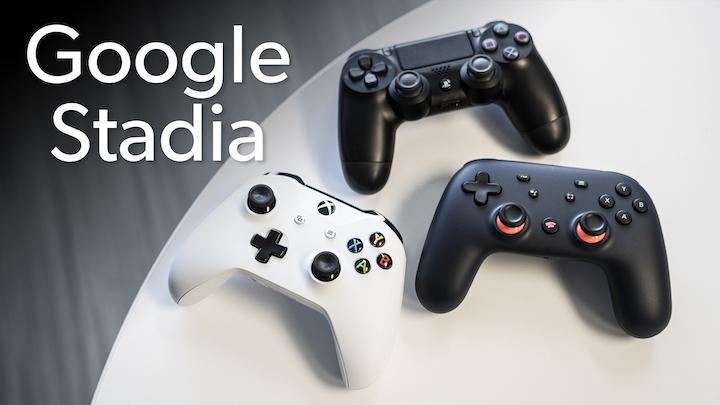 Google Stadia | В Google Stadia появятся 120 игр.