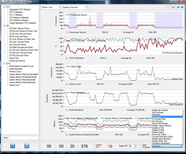 GPA_System_Analizer_640 | Intel Graphics Performance Analyzers (Intel GPA) 2.0.