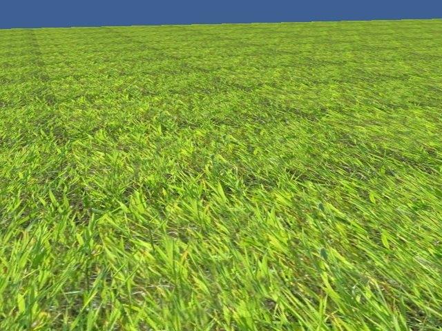 Tiled Grass Texture | Идея отрисовки фейковой дальней травы