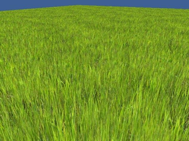 CFTG Grass randomized | Идея отрисовки фейковой дальней травы