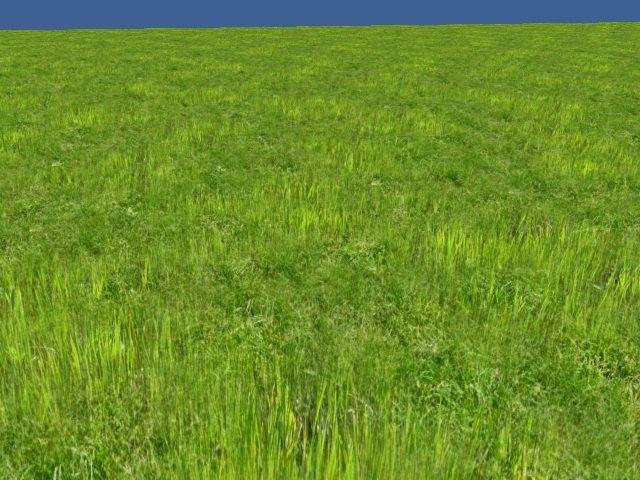 CFTG Grass 2 types | Идея отрисовки фейковой дальней травы