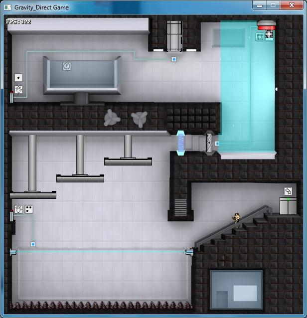 GravityDirect -BedChamber Screenshot | Gravity Direct - Конкурс 2009