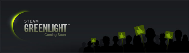 Steam Greenlight Logo | Valve запускает в Steam новый сервис - Greenlight