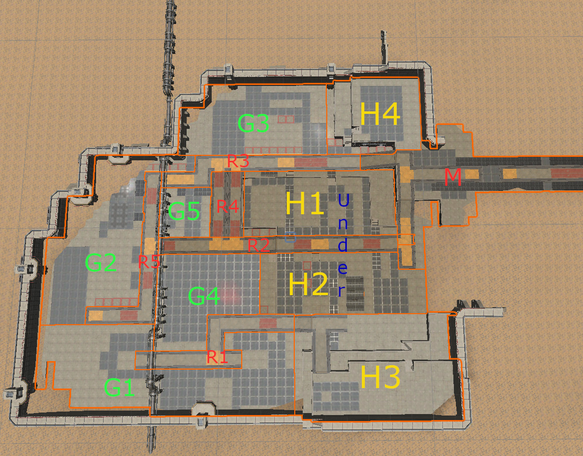 GroundZone   Survival Maze v2.06