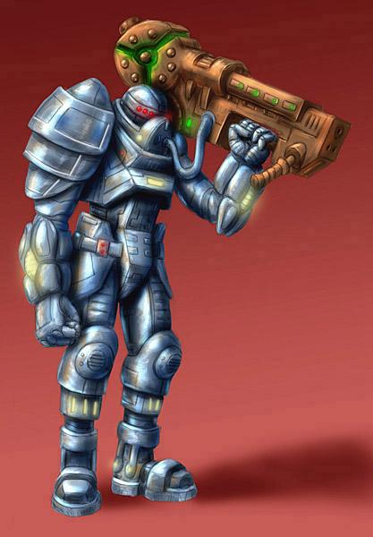 gun berseker copy | Любой игровой арт: скетчи игровых объектов и персонажей, интрефейсы, беки и т.д. (примеры внутри)