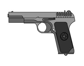 пистолет тт | Клон