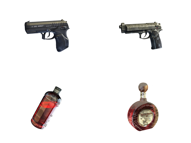 Guns_02 | 3d моделлер