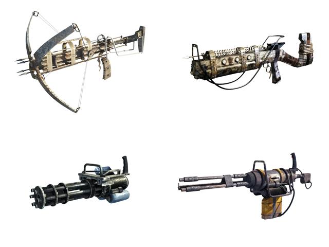 Guns_03 | 3d моделлер
