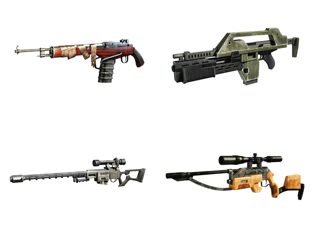 Guns_04 | 3d моделлер