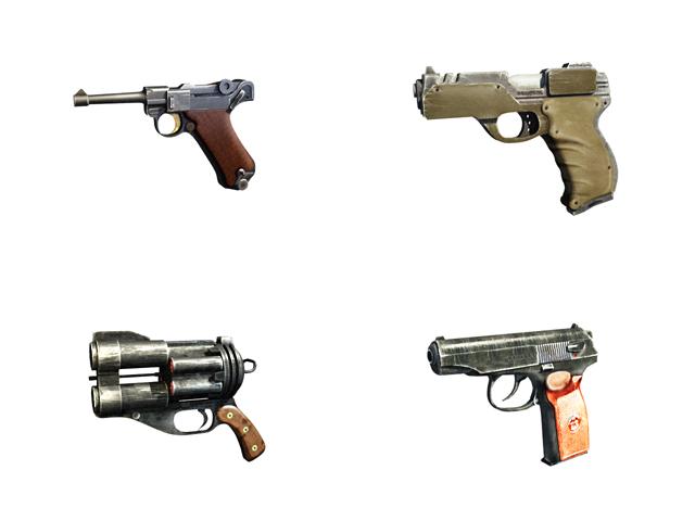 Guns_05 | 3d моделлер