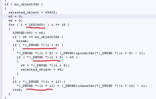 hardcode | Дизассемблер IDA Pro 7.5 для восстановления исходного кода игры (C/C++)