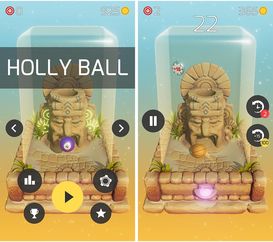 HollyBall01 | 3d моделлер