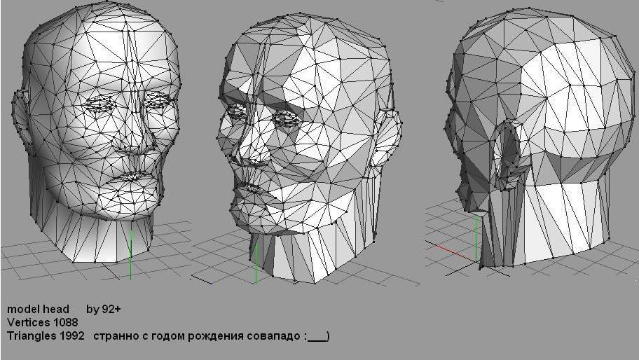 head3d3   3D модели  92+