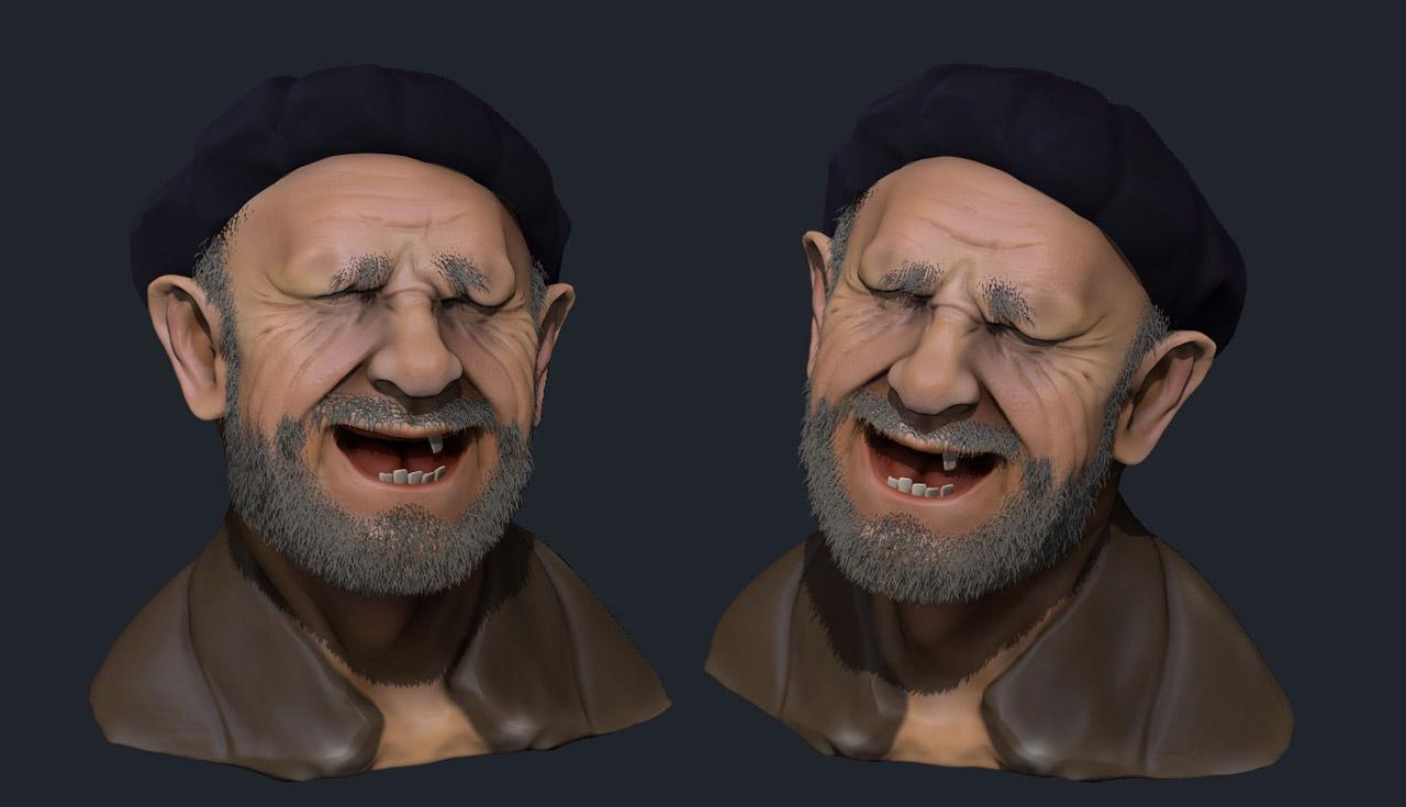 head_02_render | Gothix Art