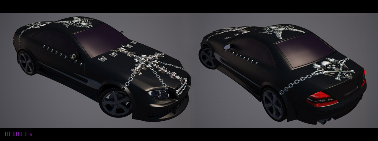 heavy metal | 3d моделлер