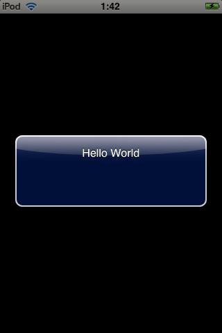 HelloWorld | [iPhone, XCode] Hello World