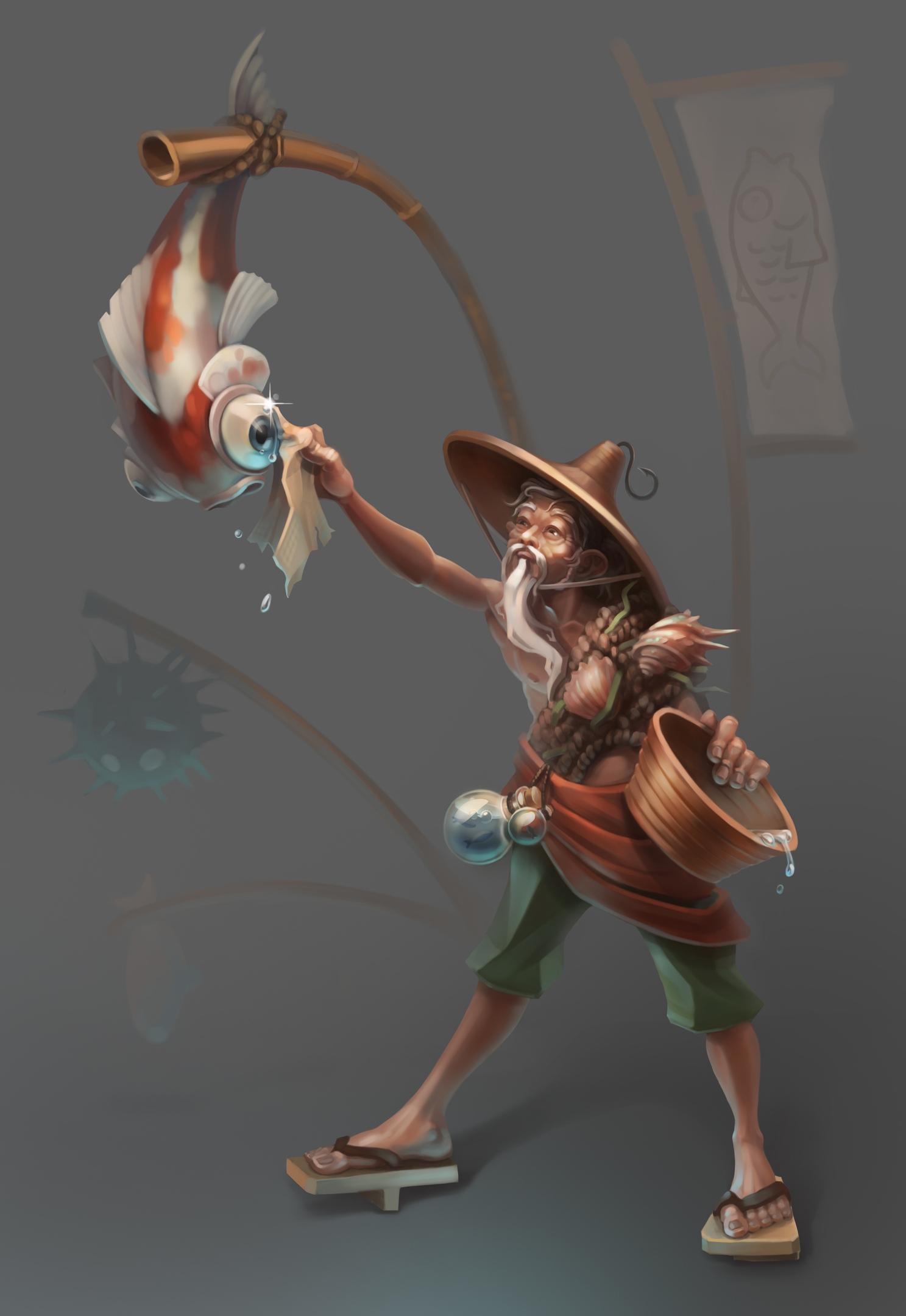 4   Концепт художник 2D (concept, illustrator, artist)