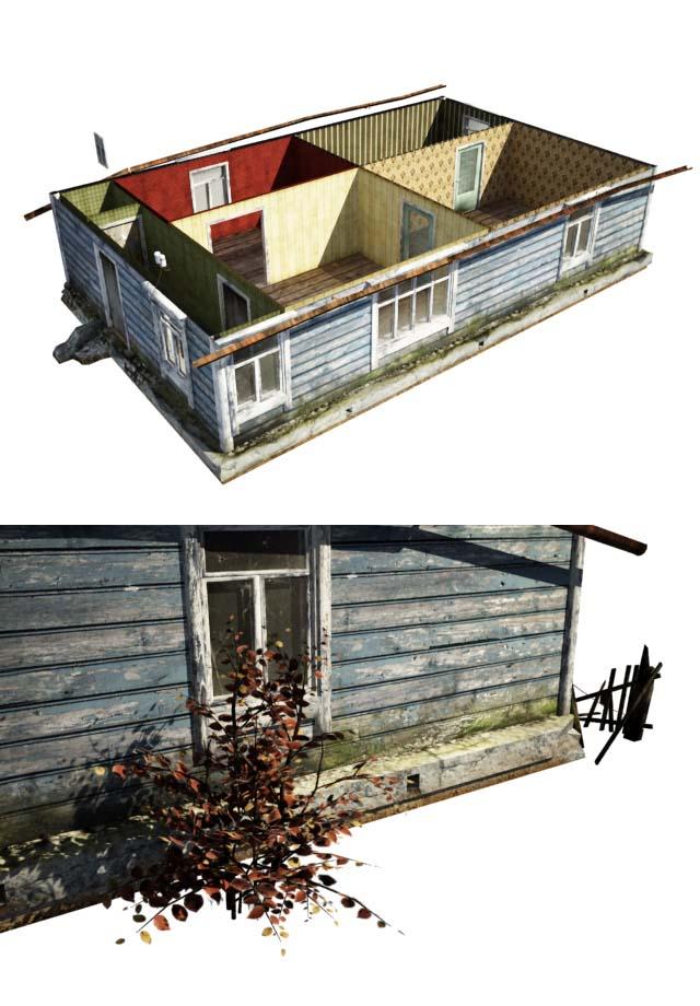 house03 | 3d моделлер