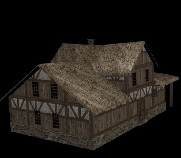 house6   Ireon: open-source 3d MMORPG