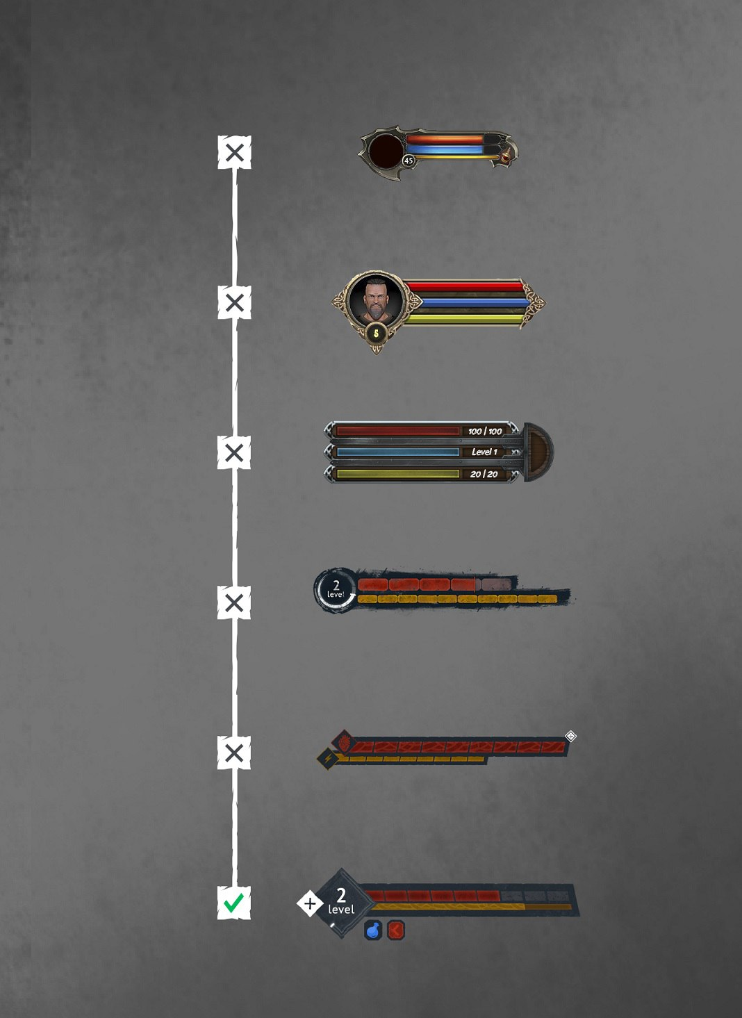 1 | A.S.H. - инди игра. Слешер/файтинг - платформер. Фэнтези.  Разработка