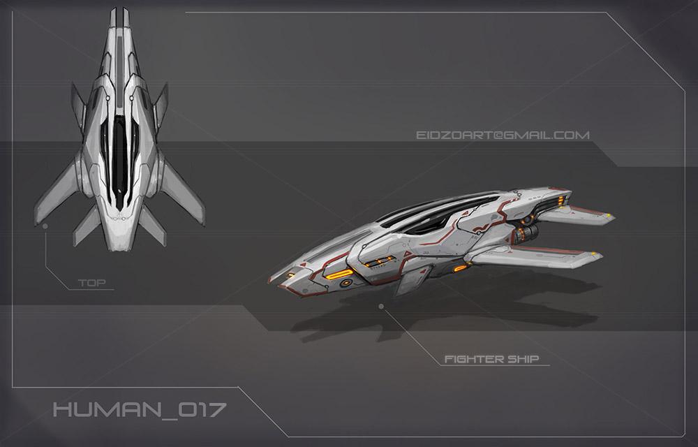 Human_017(w)(b) | ◄2D художник/2D artist/Concept artist►[ SCI-FI или fantasy]◘