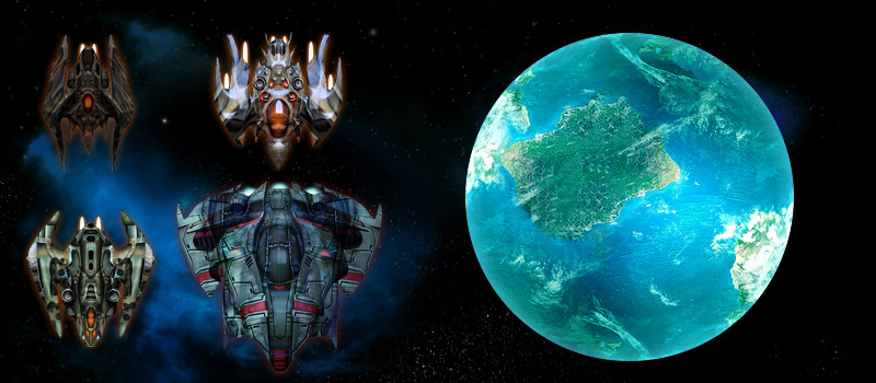 Покорители космоса, раса Хуманов | Покорители космоса [2D, ВКонтакте]