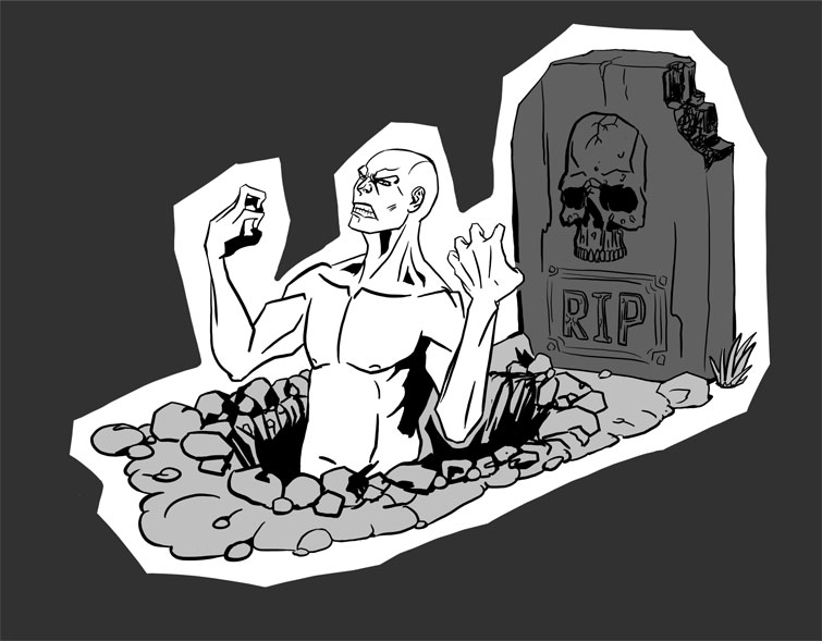 i-wos-dead | Бесконечное путешествие