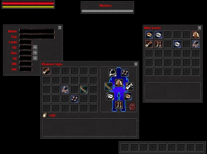i1 | Dark Knight - chaos reborn (RPG) [Проект закрыт]