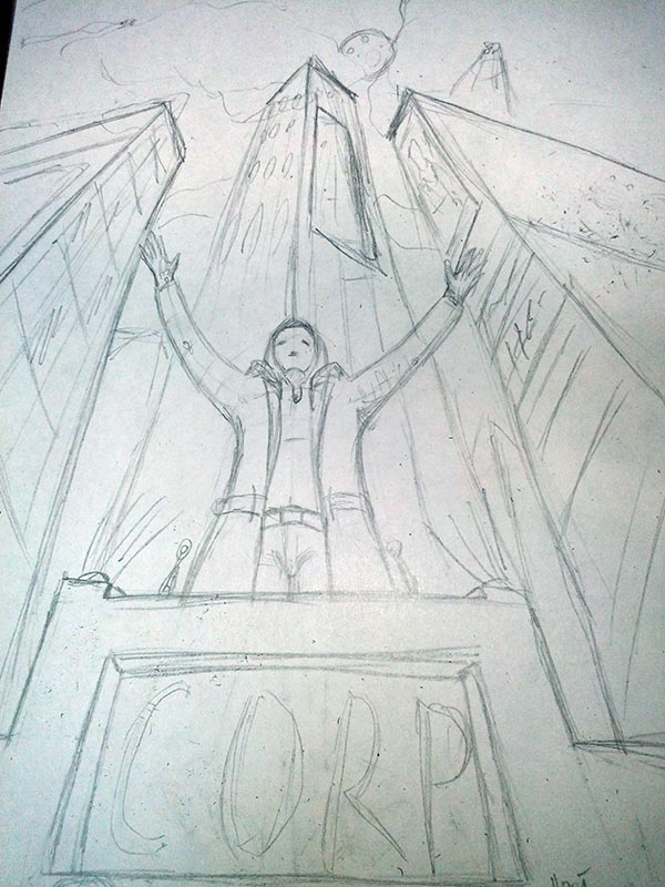 Оратор, будущее | Учимся рисовать, прогресс ли?