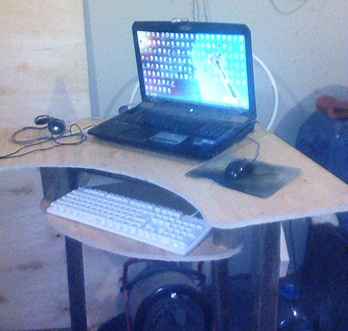 стол, хайполи