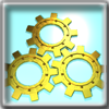 Gears icon | Мини конкурс платформеров