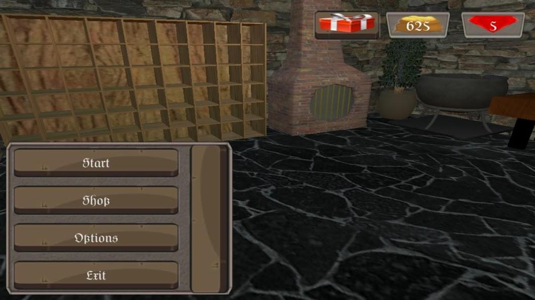 Скрин 1 | [Android] Мир магии: Алхимия