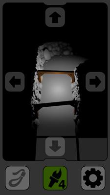 интерфейс-лабиринт9   Лабиринт - разыскиваются: программист и художник