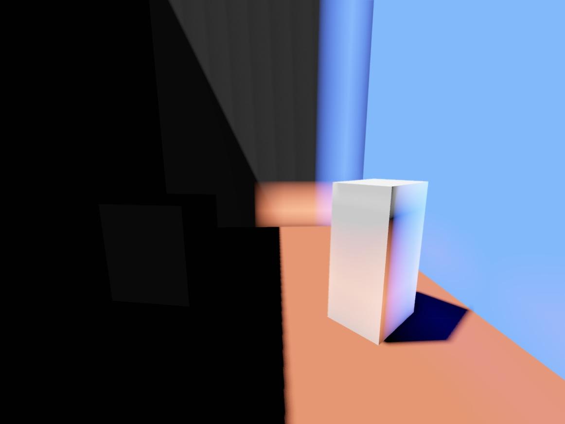 iterations_01 | Объемы распространения света для непрямого освещения в режиме реального времени.