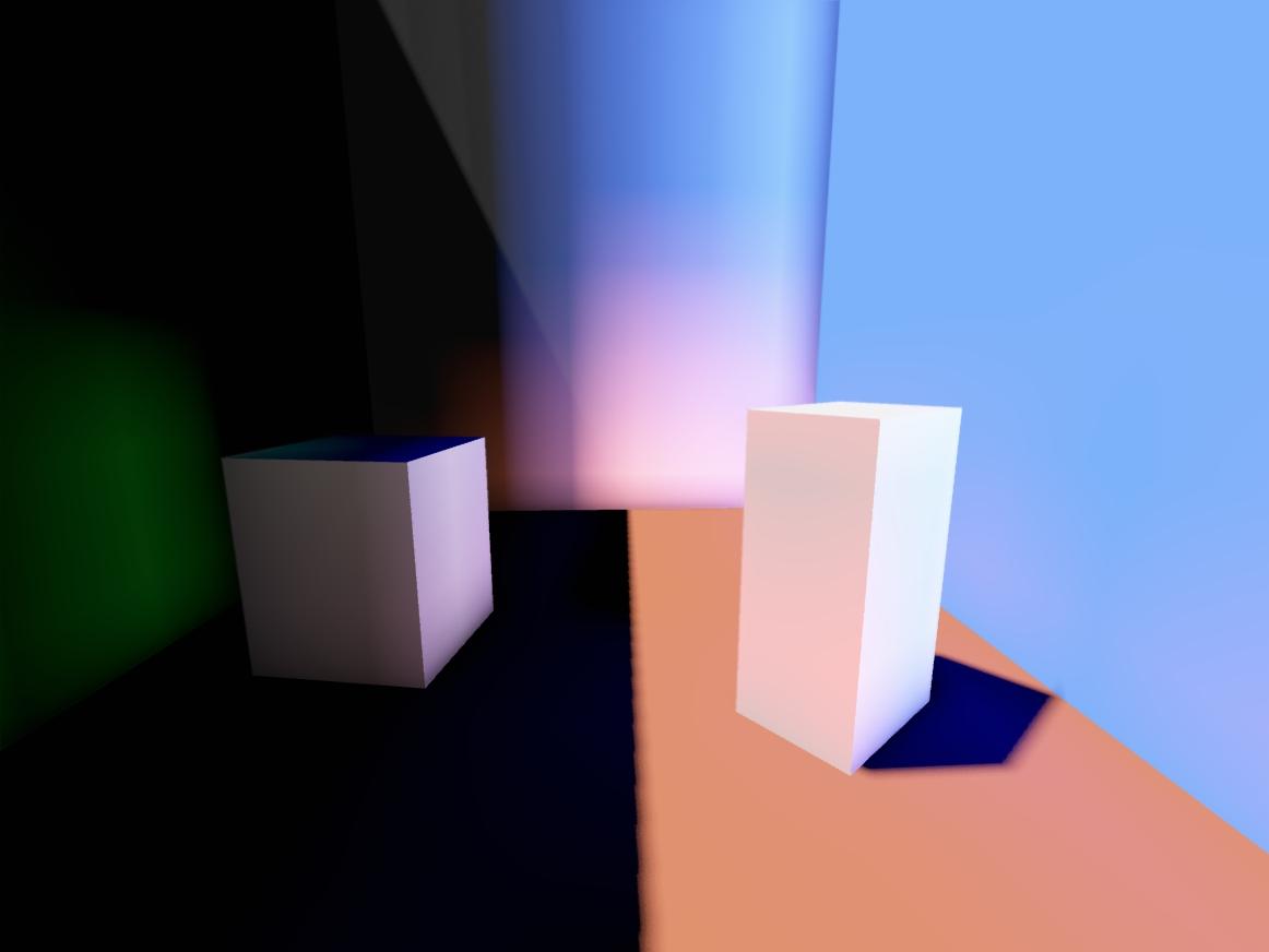 iterations_04 | Объемы распространения света для непрямого освещения в режиме реального времени.