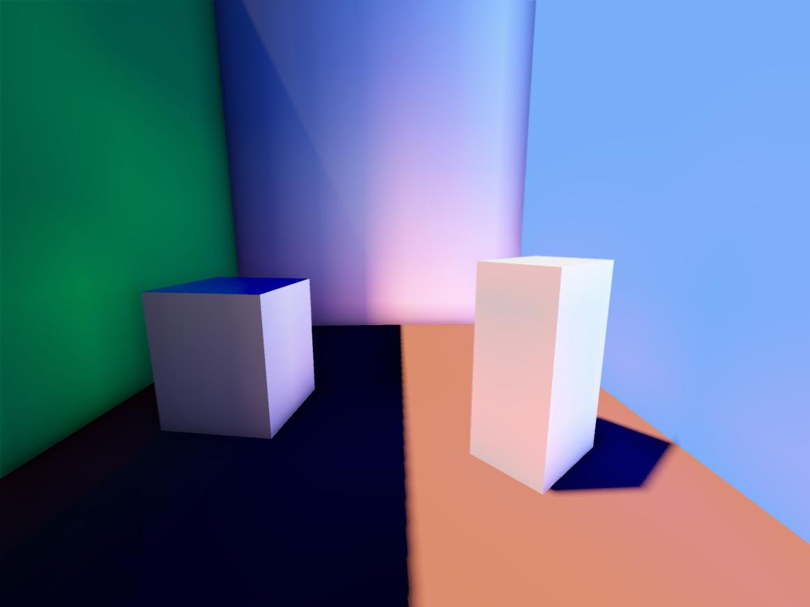 iterations_08 | Объемы распространения света для непрямого освещения в режиме реального времени.