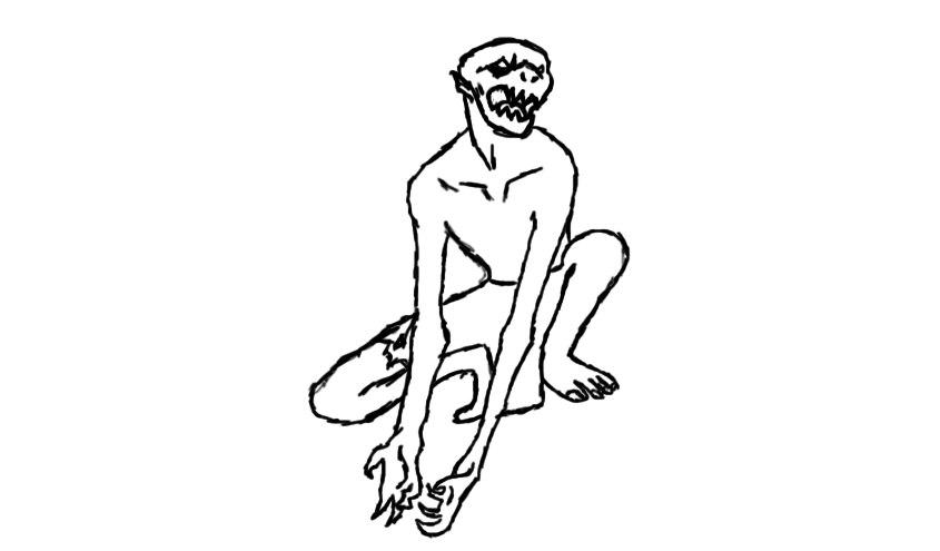 Начальная разработка цонцепта | Maltakreuz рисует львиц и не только
